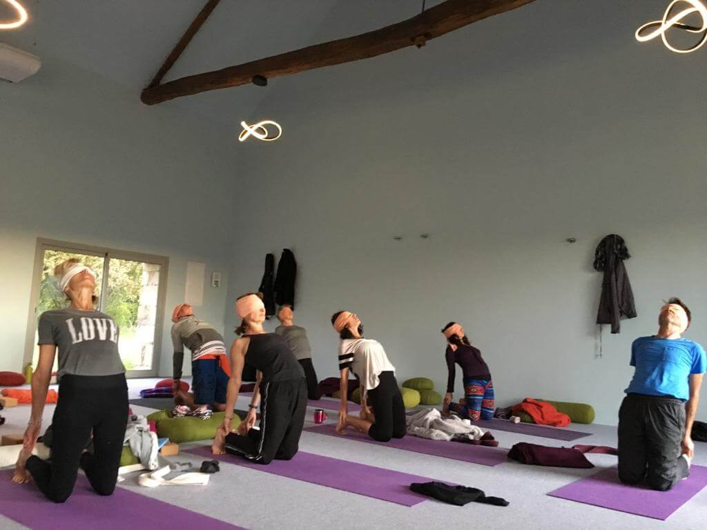 Formation yoga initiale Shantyoga automne 2019 2