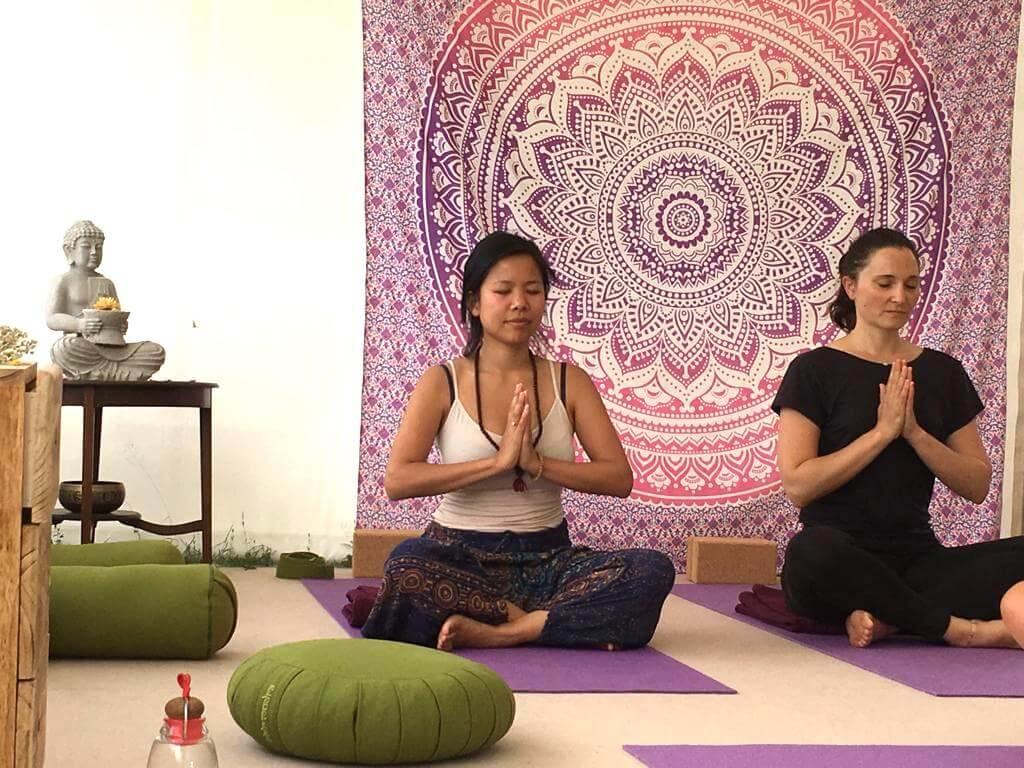 Formation yogathérapie Féminin sacré 6